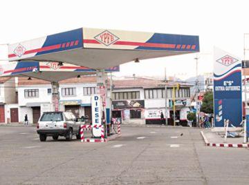 Provisión de combustibles está dentro de lo normal