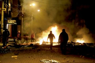 Cae tercera víctima de ola de violencia