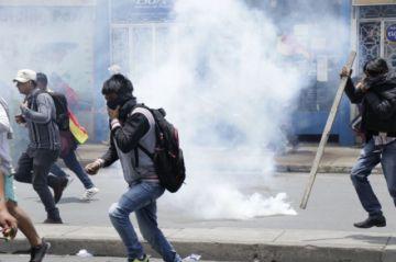 Naciones Unidas condena violencia en el país