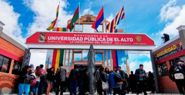 Docentes de la UPEA llaman a la pacificación del país