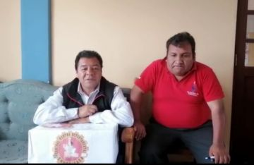 Organizan telemaratón en Sucre para sostener protestas