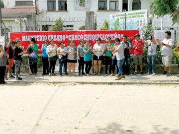 Chuquisaca: La protesta se ejerce en 6 municipios