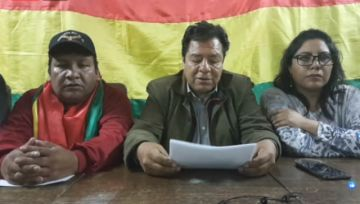 Sucre: Determinaciones del Comité de Movilizaciones