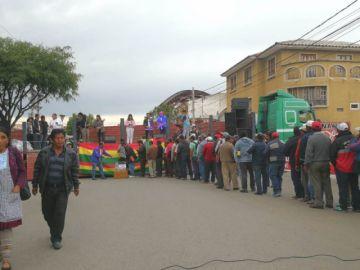 EN VIVO: Telemaratón solidaria para ayudar a los movilizados en La Paz