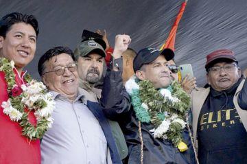 Carta: Adepcoca decide acompañar a Camacho