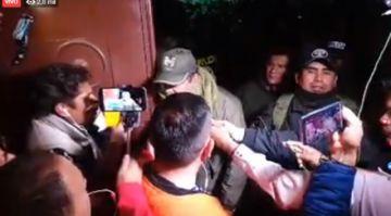 Urgente: Policías se amotinan en Chuquisaca