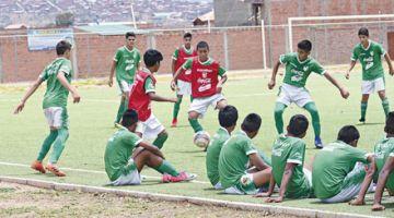 Sudamericano Sub 15 se va a Paraguay