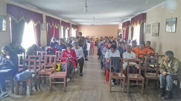 Los profesores rurales se repliegan de colegios