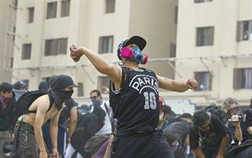 Chile cumple tres semanas de protestas