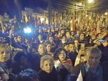 Cívicos llaman a cuidar la seguridad de Sucre