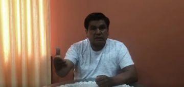 Senador Aguilar (MAS) pide nuevas elecciones sin Evo ni Mesa