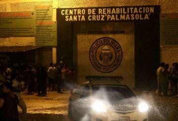Pelea entre reclusos deja tres heridos en Palmasola
