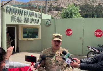 Fuerzas Armadas ordenan operaciones para neutralizar a grupos armados