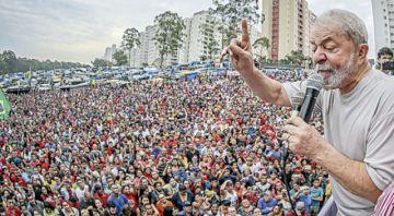 Excarcelación de Lula eleva la polarización