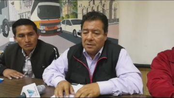 Sucre: Comité pide renuncia de autoridades y ratifica movilizaciones