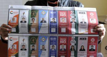 Primeras reacciones al anuncio de Evo de nuevas elecciones
