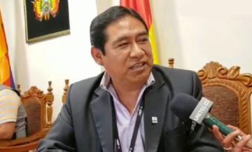 El presidente del TED Chuquisaca renuncia a su cargo