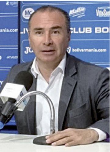 Bolívar tiene la lista para renovar contratos