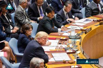 Trump: Salida de Morales es una señal para Maduro y Ortega