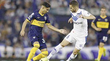 Vélez y Boca no se hacen daño en la Superliga argentina