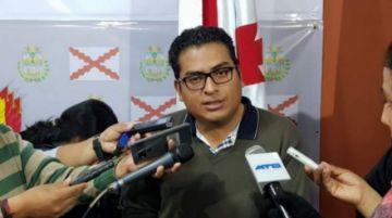 Elmar Callejas renuncia a su curul de diputado