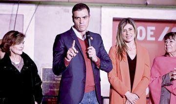 España: Socialistas ganan la elección  pero sin mayoría