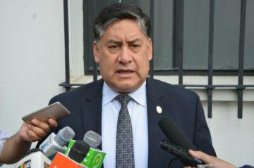 Fiscalía: Hay 33 vocales electorales aprehendidos en el país