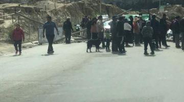 Alerta máxima por movilización de alteños afines al MAS a La Paz