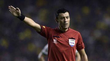 El chileno Tobar arbitrará la final de la Libertadores