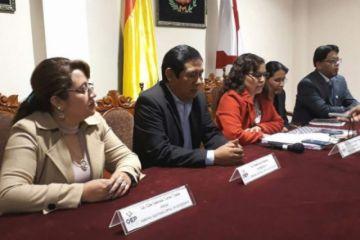 Ya aprehendieron a todos los vocales electorales de Chuquisaca
