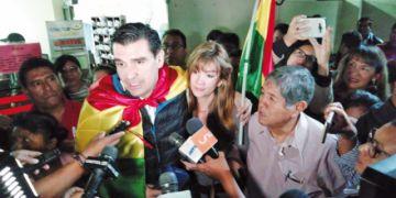 El alcalde electo José María Leyes consigue libertad