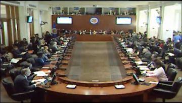 En vivo: Sesión extraordinaria de la OEA