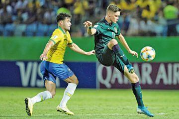 Brasil y Francia están es semis del Mundial Sub 17