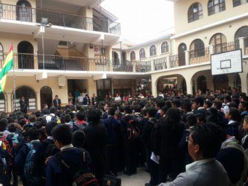 Reinicio de clases en Sucre se define este miércoles en una asamblea