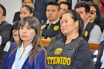 Keiko Fujimori desmiente relación con Odebrecht