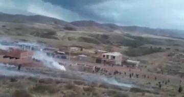 Un  fallecido y varios heridos por enfrentamientos en Betanzos