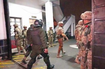 Militares a las calles  para frenar la violencia