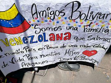 """Ciudadanos venezolanos: """"Tuvieron un gran logro"""""""