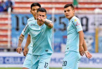 Bolívar quiere  ir al exterior antes de la Copa