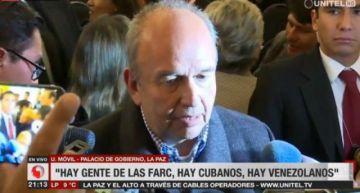 Gobierno promete capturar a Quintana y al hermano del exvicepresidente