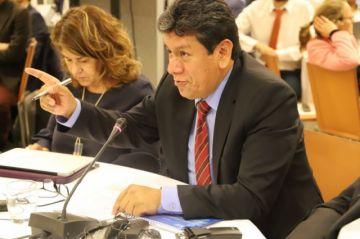 Arciénega confirma su renuncia ante el Concejo Municipal