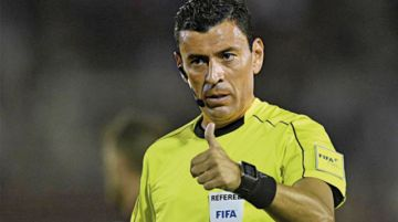 El chileno Roberto Tobar arbitrará la final de la copa