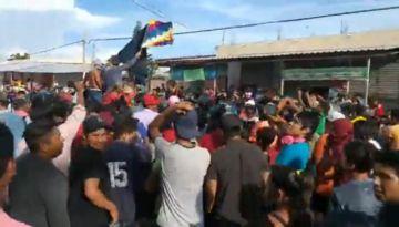 Un joven fallece en enfrentamientos en Montero
