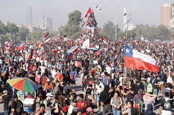 Chile: Huelga pide garantizar derechos de los ciudadanos