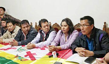 Se suspende el paro cívico pero sigue la emergencia