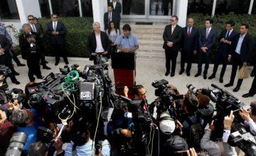 Encuesta: Mayoría de mexicanos en contra de asilo a Evo