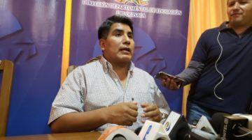 Tancara reconoce a Áñez; dice que hará efectiva su renuncia