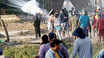 Registran ocho fallecidos en el conflicto de 23 días