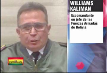 Kaliman niega en CNN intención de golpe de Estado