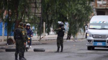 Movilización de cocaleros no ingresó a Cochabamba